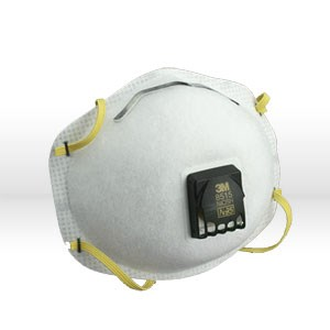 Picture of 51131-07189 3M N95 Disposable Respirator,8515,Filter Class/N95,Exhalation Valve