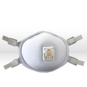 Picture of 51138-54141 3M N95 Disposable Respirator,8212,Filter Class/N95