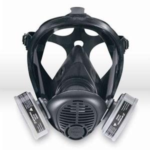 Picture of 772000 Sperian Opti-Fit APR Respirator,Full face respirator W/a 5 strap,Light weight S-series,L