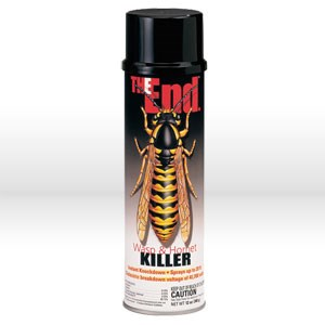 Picture of 18320 ITW Dymon THE End. Wasp & Hornet Killer,Aerosol,Chemical,12 oz,20' Spray