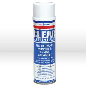 Picture of 38520 ITW Dymon CLEAR REFLECTIONS Glass Cleaner,18 oz