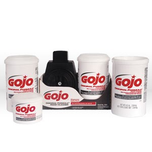 Picture of 1109-12 Gojo Hand Cleaner,14 oz plastic tub