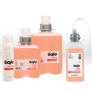 Picture of 5261-02 Gojo Hand Cleaner,Cranberry scented luxury foam hand soap refills