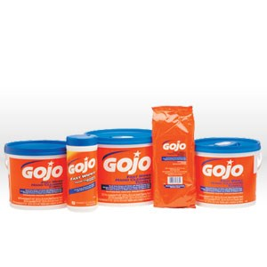 Picture of 6298-04 Gojo Hand Cleaning Wipes,Waterless,130 ct bucket