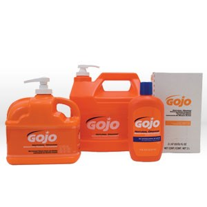 Picture of 7250-04 Gojo Natural Orange Hand Cleaner,Smooth hand cleaner soap