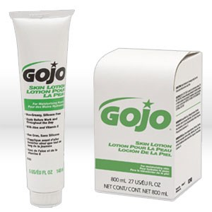Picture of 8240-06 Gojo Lotion Refill,lotion dispensor refill,Medicated lotion,White,800 ml