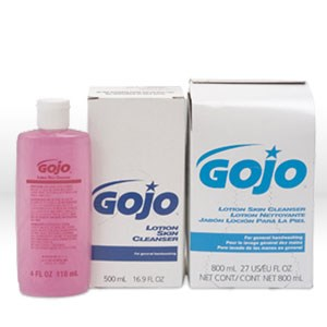 Picture of 9112-12 Gojo Lotion Refill,lotion dispensor refill,Pink,800 ml