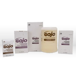 Picture of 9132-12 Gojo Hand Sanitizing Lotion,Refill E-2 sanitizing lotion soap,800 ml