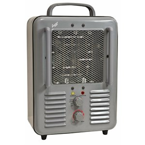 Picture of CZ798 Alliance Deluxe Milkhouse Utility Heater Fan,1300/1500 Watts