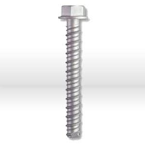 """Picture of LDT-1240 ITW Red Head Tapcon,L DIA zinc plated,1/2""""x4"""""""