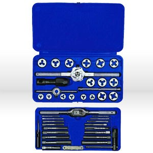 Picture of 24606 Irwin Hanson Tap & Drill Set Combo Kit