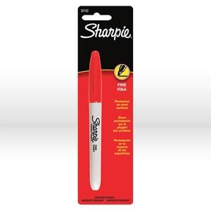 Picture of 30102PP Irwin Sharpie Marker,Standard,Sharpie marker,Red