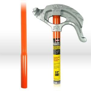 "Picture of 56203 Klein Tools Aerohead Conduit Bender,handle # 51247,Size 1/2""EMT,4"",Steel"