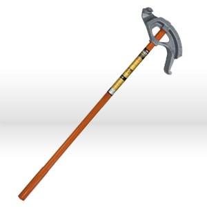 "Picture of 56205 Klein Tools Aerohead Conduit Bender,handle # 51249,Size 1""EMT,7"",3/4"",Steel"