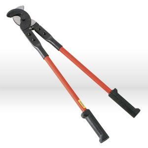 """Picture of 63041 Klein Tools Cable CutterLight weight,shear type,25-1/2"""",500 copper,750 aluminum"""