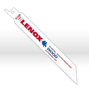 Picture of 20578 Lenox Reciprocating Saw Blade,Multi pack reciprocating saw blades,TPI/18