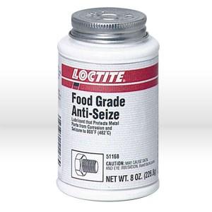 Picture of 1167237 Loctite Anti Seize Lubricant,Food grade anti-seize (metal-free),8 oz brush top