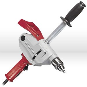 """Picture of 1660-6 Milwaukee Electric Drill,1/2"""" Compact drill,Extra long handles two-handed operation"""