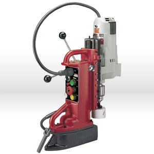 """Picture of 4206-1 Milwaukee Magnetic Drill,Adjustable position electromagnetic drill press W/3/4"""" motor"""
