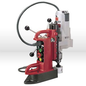 "Picture of 4210-1 Milwaukee Magnetic Drill,Fixed position electromagnetic drill press W/3/4"" motor drill"