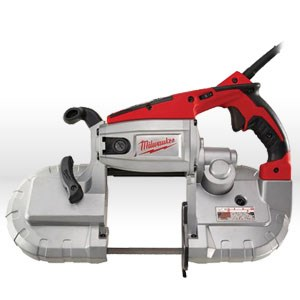 "Picture of 6232-21 Milwaukee Band Saw,4-7/8""cutting capacity"