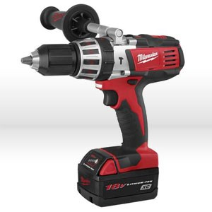 Picture of 2611-24 Milwaukee M18 Cordless Hammer Drill,High performance hammer drill/driver,1/2""