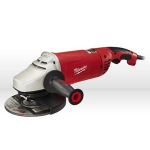 """Picture of 6088-30 Milwaukee Sander,7""""-9"""" wheel DIA,L angle grinder W/lock-on"""