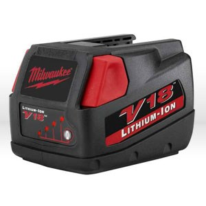Picture of 48-11-1822 Milwaukee Electric M18,High Capacity,Red Lithium Battery (48-11-1822)