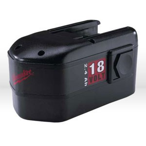 Picture of 48-11-2230 Milwaukee Battery,18 volt,18V NiCad 2.4 Ah