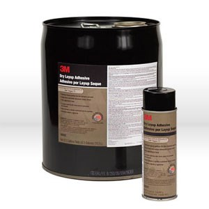 Picture of 21200-21210 3M Spray Adhesive,Super 77 multi-purpose adhesive aerosol,24 fl oz (Net wt 16-3/4 oz)