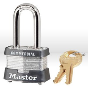 Picture of 3KALF Master Lock,1-9/16""