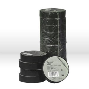 """Picture of 51128-60160 3M Electrical Tape,Tartan vinyl electrical tape 1710,3/4""""x60ftx.007"""""""