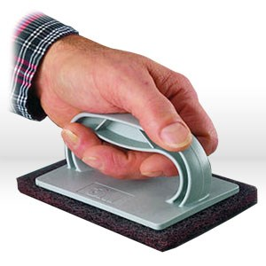 """Picture of 48011-04051 3M-Brite blending hand pad,7446,M Grit,Gray,6""""x9"""" pads"""