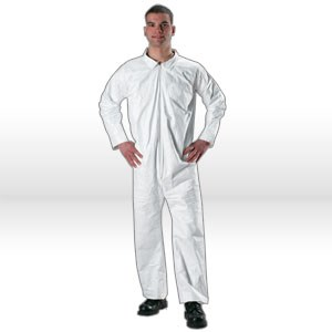 Picture of 07412-3XL Lakeland Pyrolon Plus II Flame Resistant fabric Coverall,W/zipper,3X-L