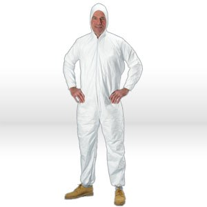 Picture of 07428-3XL Lakeland Pyrolon Plus II Flame Resistant fabric Coverall,3X-L