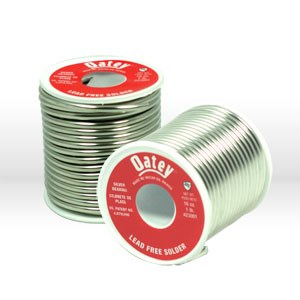 "Picture of 23001 Oatey Solder,1 lb-.117"" DIA,Silver lead free"