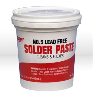 Picture of 30011 Oatey Flux,1.7 oz,No. 5 Paste Flux