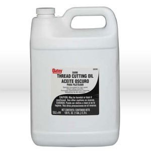 Picture of 30204 Oatey Cutting Oil,1 quart (32 oz),Dark thread cutting oil
