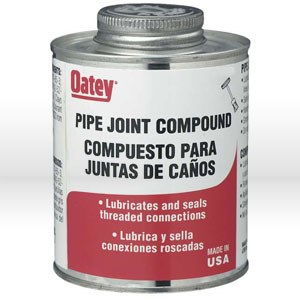 Picture of 31228 Oatey Joint Compound,8 fl oz,Gray