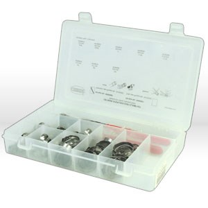Picture of 18500060 Oetiker Clamp Set,Clamp stepless Kit,81 pc