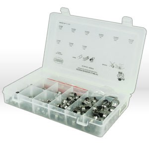 Picture of 18500075 Oetiker Clamp Set,Clamp beverage kit,302 pc