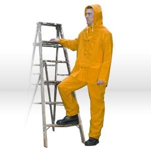 Picture of 201-350X1 PIP Falcon Rain Suit,PIP 3-Piece Rain Suit,Yellow,X Large