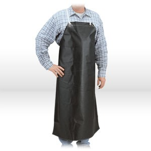 "Picture of 200-12501 PIP Apron,33"" X 45"",PIP Apron,Light Weight,Black"