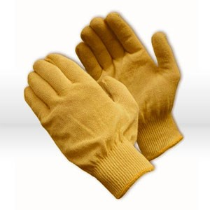 Picture of 07-K300/S PIP Kut-Guard Cut Kevlar Resistant Glove,13 G,Small,Yellow