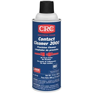 Picture of 02140 CRC Contact Cleaner 2000, 16 oz Aerosol