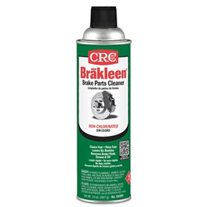 Picture of 05088 CRC Brake Parts Cleaner, Non-Chlorinated BRAKLEEN, 20 oz Aerosol
