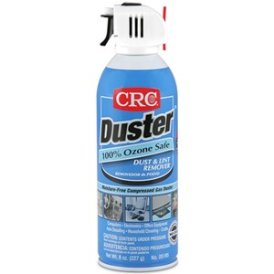 Picture of 05185 CRC Precision Cleaner, Duster, 16 oz Aerosol w/ Trigger