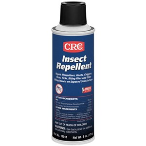 Picture of 14011 CRC Insecticide, Double Strength Insect Repellent, 8 oz Aerosol