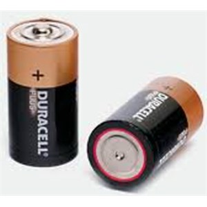 Picture of MN1400 Duracell Coppertop Batteries,C,12 Pack