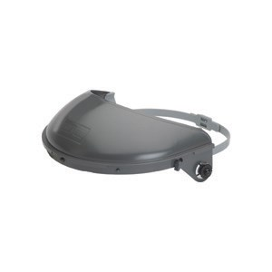 Picture of F5400 Fibre-Metal High Performance Faceshield Headgear for use W/Protective Cap